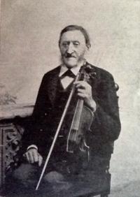 Musikdirektør Borcher Madsen
