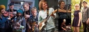 Himmerland, Simon Høirup og The Shoreline Stay på Dexter i Odense