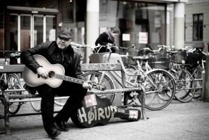 Morten Alfred, street